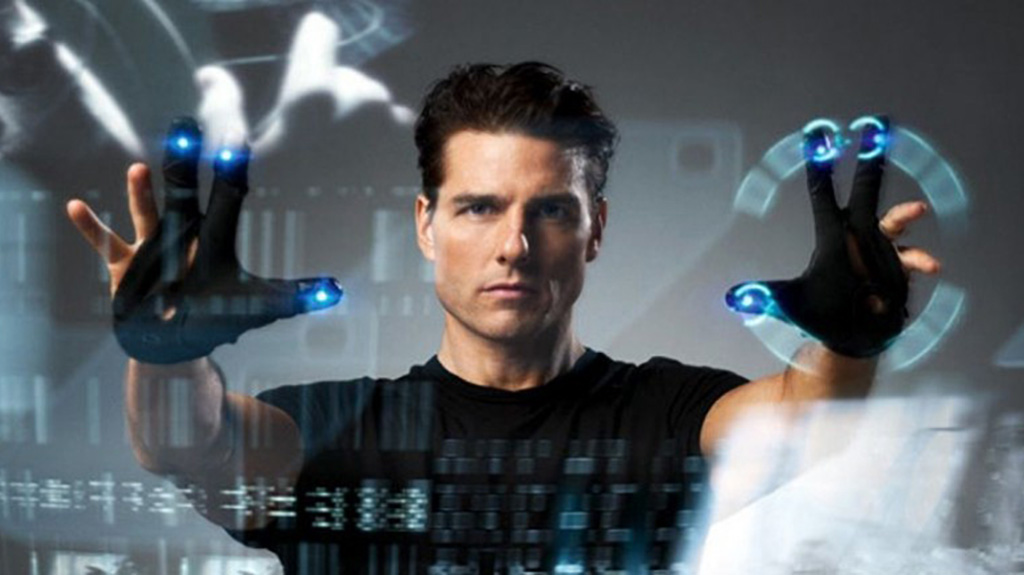 Minority Report Visual Effects And Storytelling The World